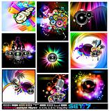  Discoteque Flyers Collection - Set 7
