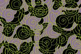 pattern abstract swirl background