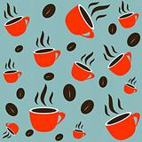Coffee seamless