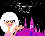Magic Girl star castle