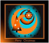 Christmas card design series