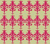Fleur-de-lys color background