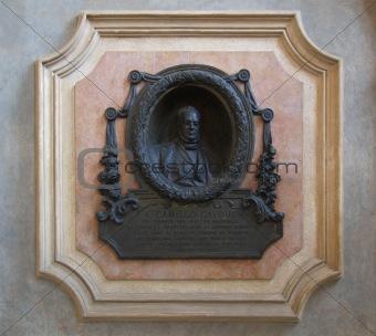 Cavour monument