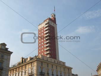 Torre Littoria, Turin