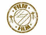 Film stamp