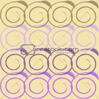 Abstract vector card, background in retro style, wallpaper