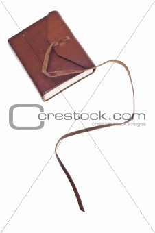 Old Brown Leather Journal
