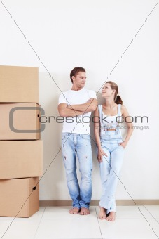 Couple relocated