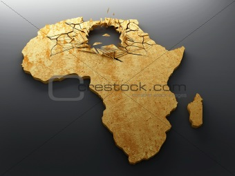 Crisis exploded in Africa