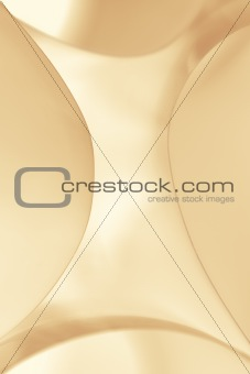 abstract image paper shapes