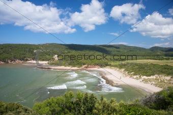 Algaiarens beach