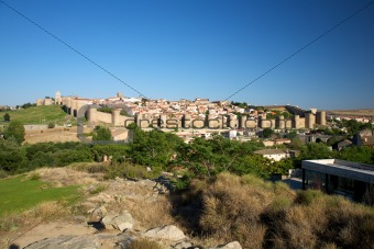 Avila city