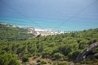 Canuelo beach