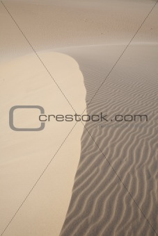 great sand dune curve