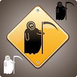 Warning! Death ahead