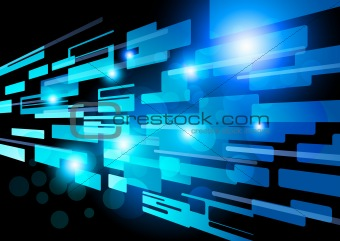 Abstract Network Vector Design
