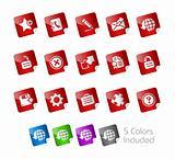 Web 2.0 // Stickers Series
