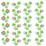 set borders clover
