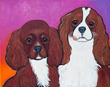 Cavalier King Charles Spaniels