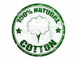 Cotton stamp