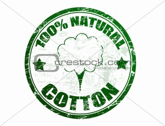 Cotton stamp