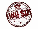 King Size stamp