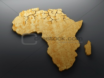 State of crisis - Africa