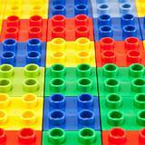 Building blocks background
