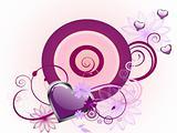 valentine`s design