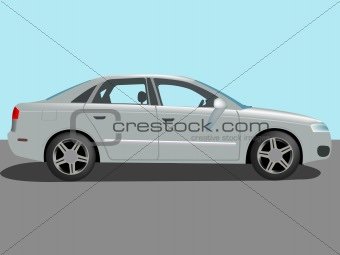 automobile vector