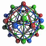 Connection structure.