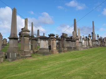 Glasgow necropolis