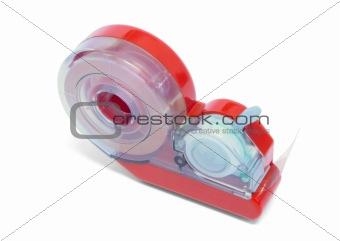 Automatic sticky tape  dispenser