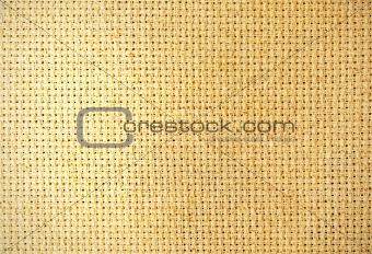 Cotton canvas texture