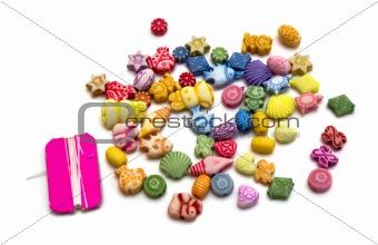 Toy beads set