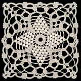 Doily square