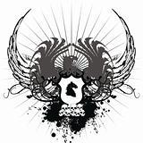 heraldic coat of arms t shirt 3