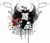 heraldic coat of arms t shirt 4