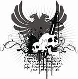 heraldic coat of arms t shirt 7