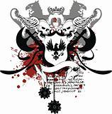 heraldic coat of arms t shirt 8