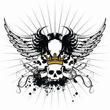 heraldic coat of arms t shirt 9