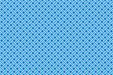 blue seamless diagonal mesh