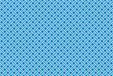 blue seamless diagonal mesh
