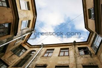 Oldtown sky