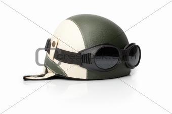Oldschool Helmet