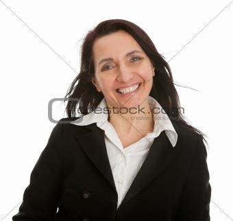 Mature successful businesswoman