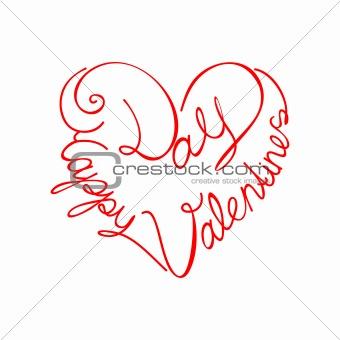 Happy Valentineu0027s Day, Vector