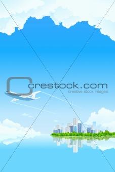 Business City Landscape