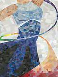 Mosaic Dancer