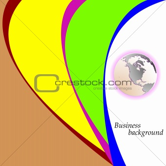 business background 5